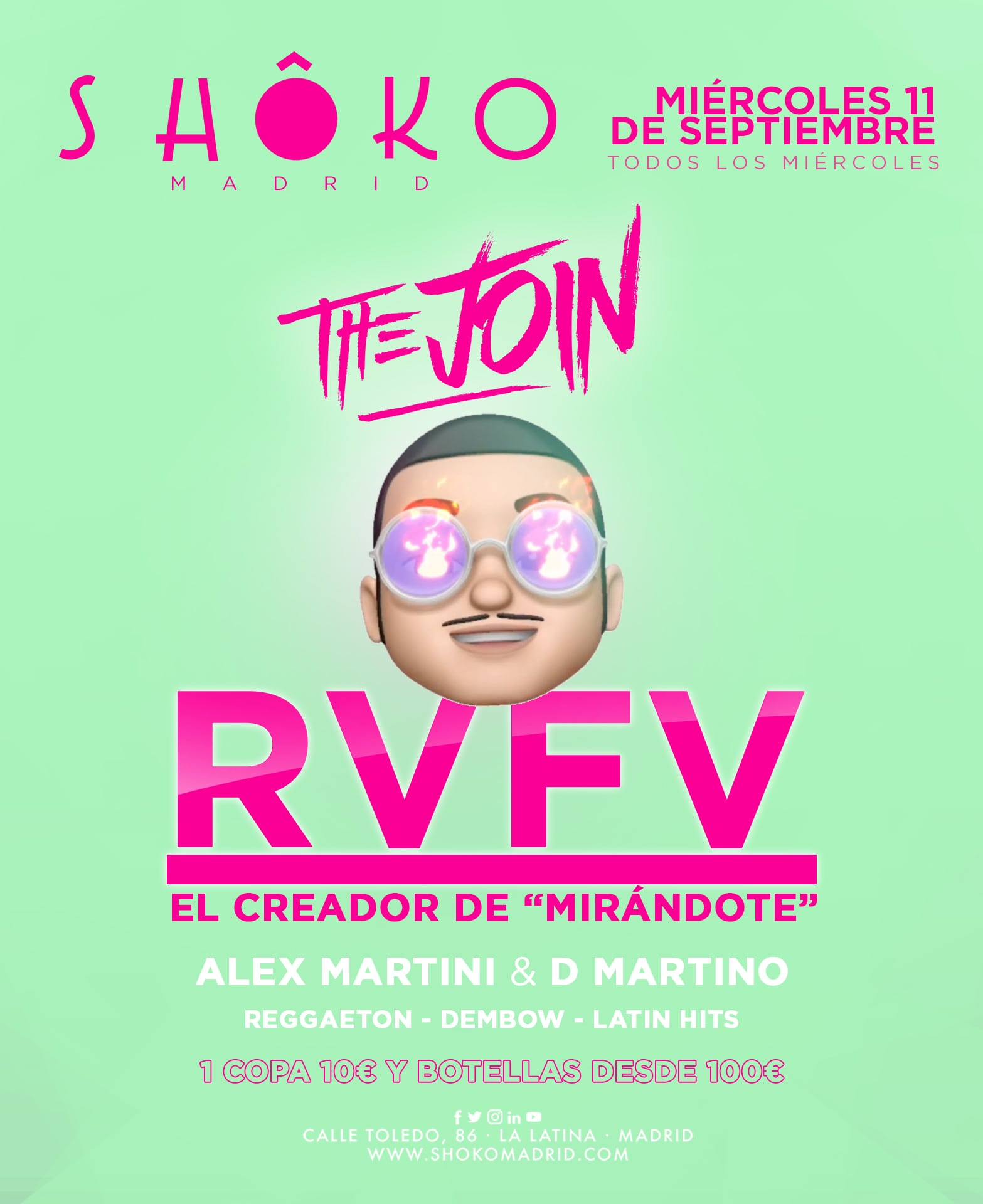 RVFV | THE JOIN