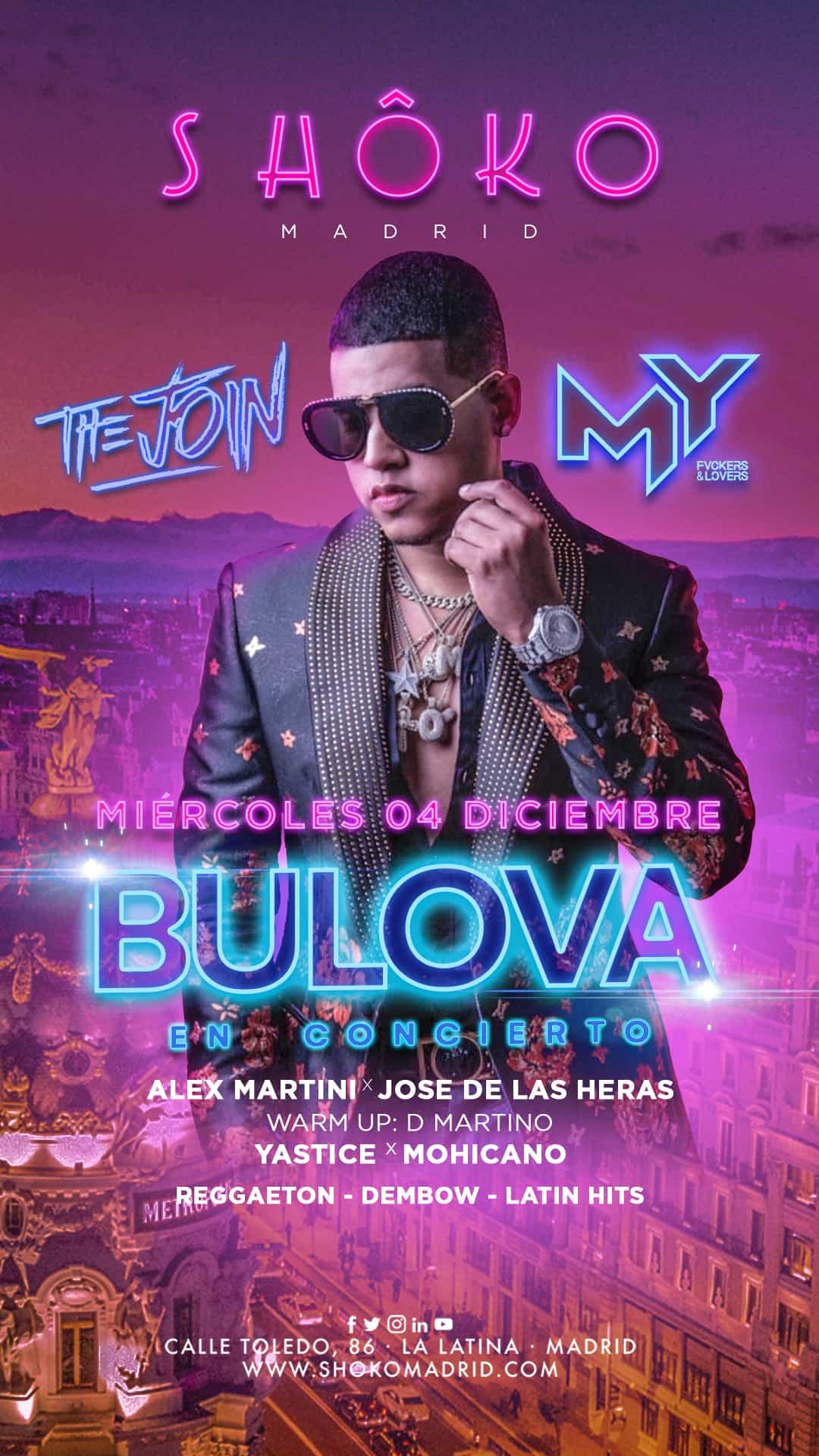 BULOVA en Concierto | THE JOIN x MY